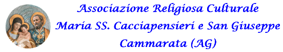 Associazione Religiosa Culturale Maria SS. Cacciapensieri e San Giuseppe